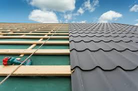 Streha in menjava stare za novo