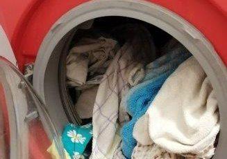 Čiščenje pralnega stroja